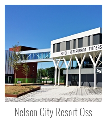 nelson city resort Oss
