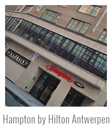 hampton by hilton antwerpen